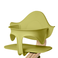 Supporting highchair restraint - Lime