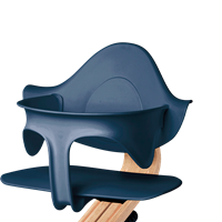 Supporting highchair restraint - Navy